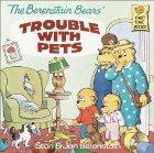 Download The Berenstain Bears Trouble With Pets (Berenstain Bears First Time Chapter Books)
