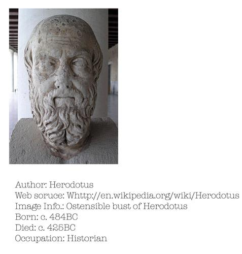 Photo of Herodotus