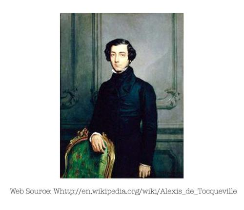 Photo of Alexis de Tocqueville