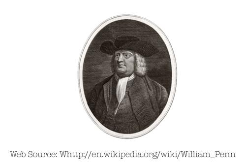 Photo of William Penn