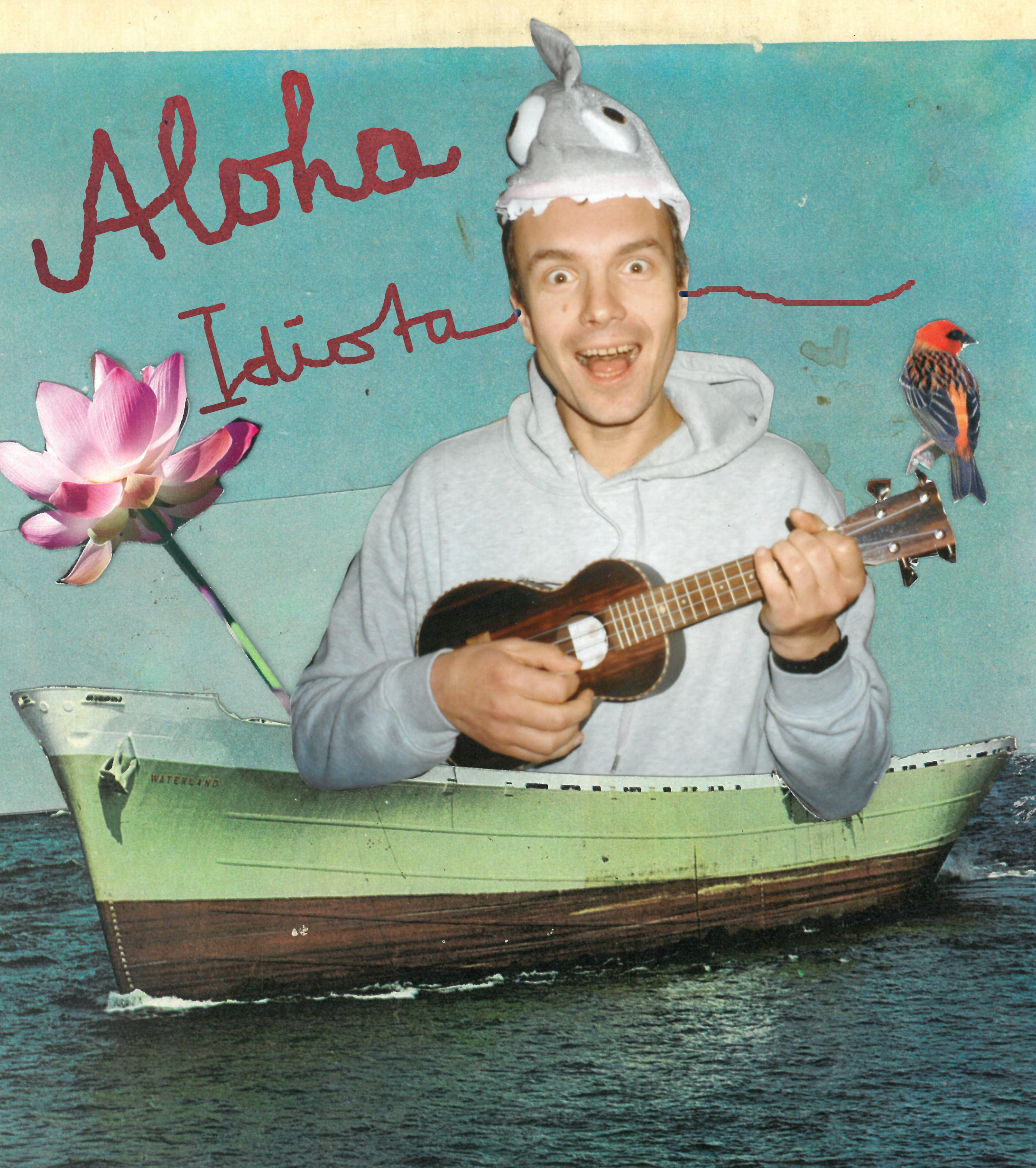 Krautman – Aloha Idiota