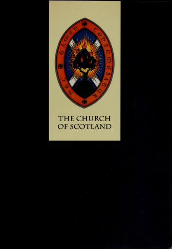 Cover of: The Church of Scotland | Church of Scotland Board of Communication