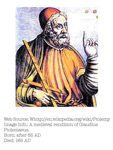 Photo of Ptolemy