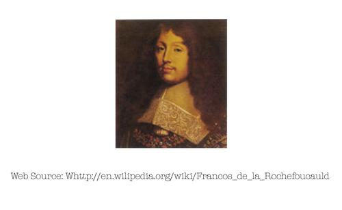 Photo of François duc de La Rochefoucauld