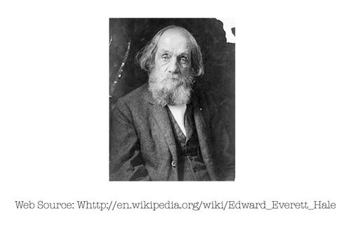 Photo of Edward Everett Hale