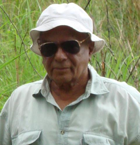 Photo of C. R. Panabokke